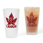 Cool Canada Souvenirs Drinking Glass