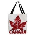 Cool Canada Souvenirs Polyester Tote Bag