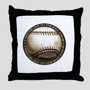 Great design for the baseball Throw Pillow