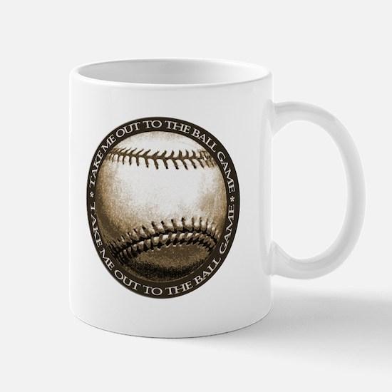 Great design for the baseball Mug