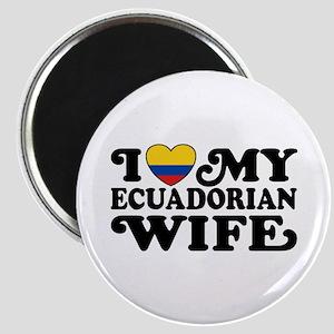 Ecuadorian Wife Magnet