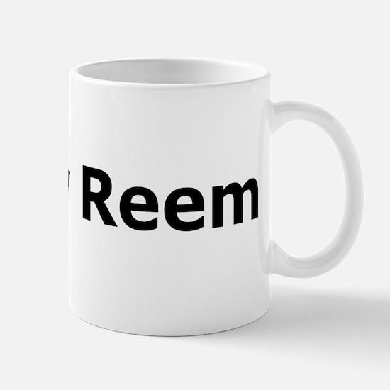 Totally Reemblack Mugs