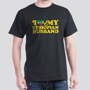 Ethiopian Husband Dark T-Shirt