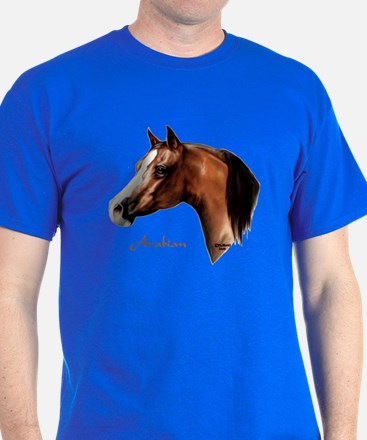 Bay Arabian Horse T-Shirt