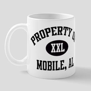 Property of Mobile Mug