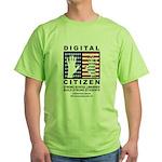 Digital Citizen Green T-Shirt