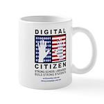 Digital Citizen Mug Mugs