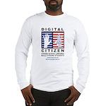 Digital Citizen Long Sleeve T-Shirt