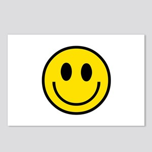 70's Smiley Face Postcards (Package of 8)