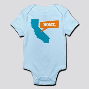 State Quote - California - Ho Infant Bodysuit