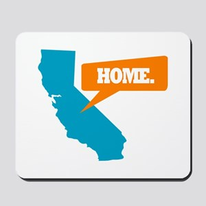 State Quote - California - Ho Mousepad