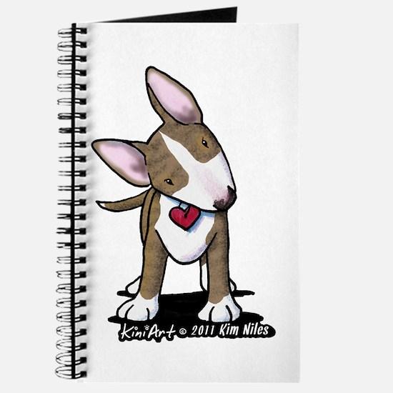 Brindle Bull Terrier Journal