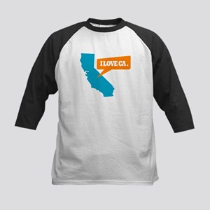 State Quote - California - I Kids Baseball Jersey