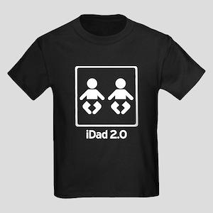 iDad 2.0 Kids Dark T-Shirt