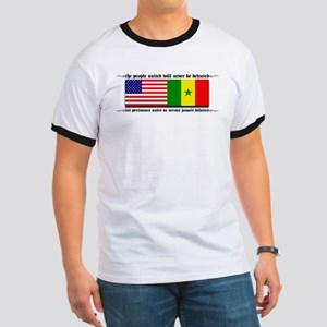 USA - Senegal Ringer T