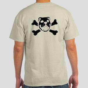 Logo & Skull Duo - Light T-Shirt
