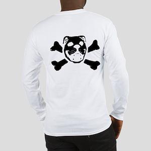 Logo & Skull Duo - Long Sleeve T-Shirt