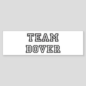 Team Dover Bumper Sticker