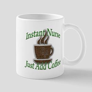 Instant Nurse copy Mugs