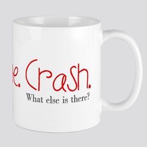 Eat.Cache.Crash. Mug