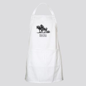Belgian Draft Horse BBQ Apron