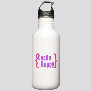 Cache Happy Stainless Water Bottle 1.0L