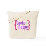 Cache Happy Tote Bag