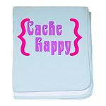 Cache Happy baby blanket