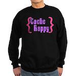 Cache Happy Sweatshirt (dark)
