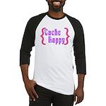 Cache Happy Baseball Jersey