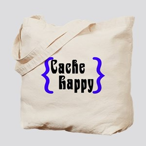 Cache Happy Tote Bag