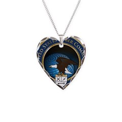 United States Cyber Command Necklace