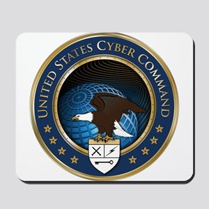 United States Cyber Command Mousepad