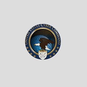 United States Cyber Command Mini Button
