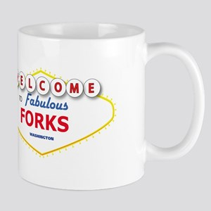 Welcome to Forks Mug