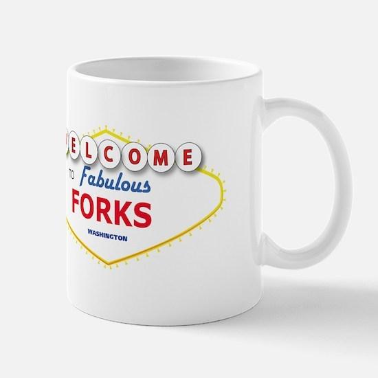 Welcome to Forks Mug