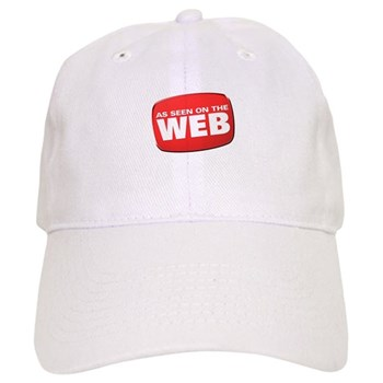 As Seen on the Web Cap