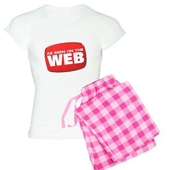 As Seen on the Web Women's Light Pajamas