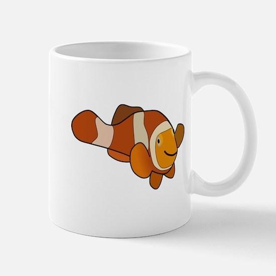 Clownfish Symbol Mug