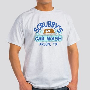 Scrubbys Car Wash Light T-Shirt