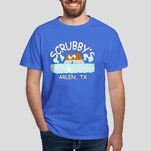 Scrubbys Car Wash Dark T-Shirt