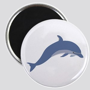 Bottlenose Dolphin Symbol Magnet