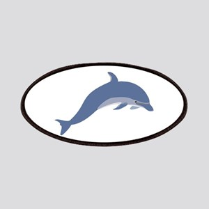 Bottlenose Dolphin Symbol Patches