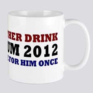 Drink Santorum 2012 Times Mug