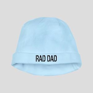 Rad Dad baby hat