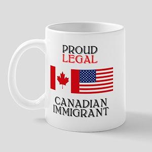 Canadian Immigrant Mug