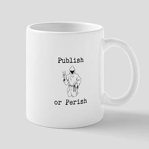 Publish or Perish Mug