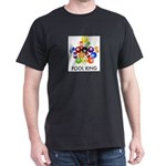 Pool King Black T-Shirt