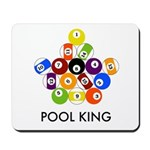 Pool King Mousepad