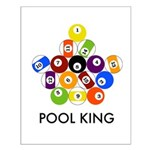 Pool King Small Poster